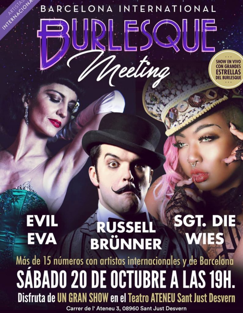 Barcelona International Burlesque
